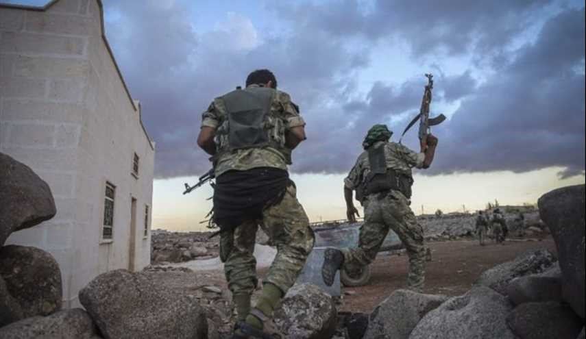 SDF Positions Attacked by ISIS, Turkey-Backed Rebels in Syria's Aleppo