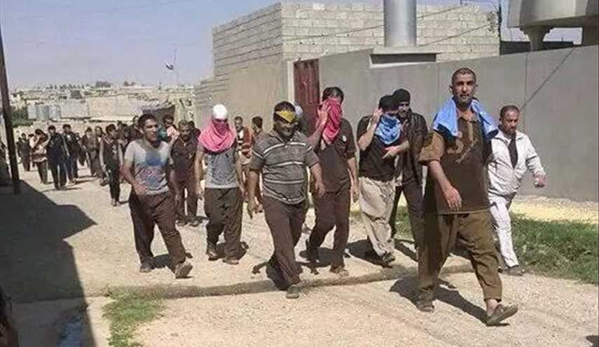 Mosul Civilians Stormed City Main Prison and Free ISIS Prisoners
