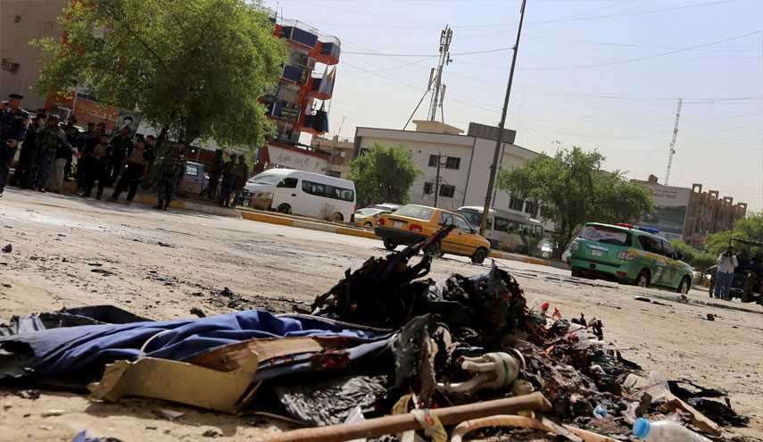10 Civilians Killed in Multiple Bomb Blasts Around Iraq's Baghdad