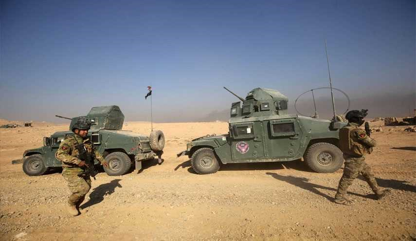 Iraqi Army Liberates Hammam al-Alil near Near Mosul, Heads Toward Airport