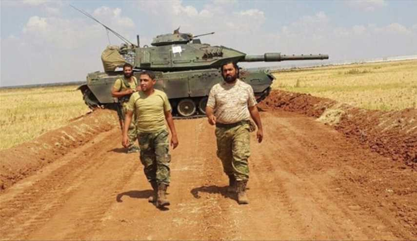 Turkish Army Equips Militants with M60 Tanks in Northern Aleppo Province