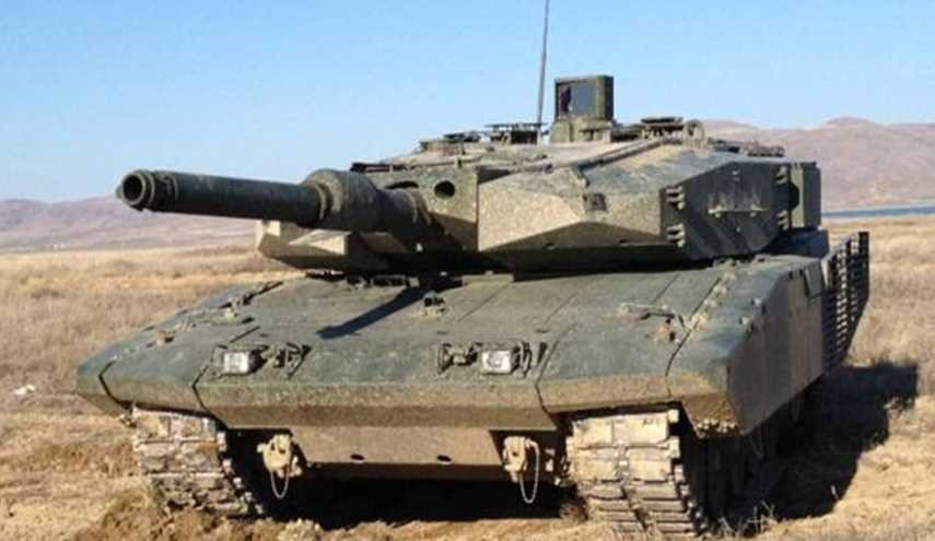 Syrian Terrorists in Northern Aleppo Equipped with Turkey M60 Tanks