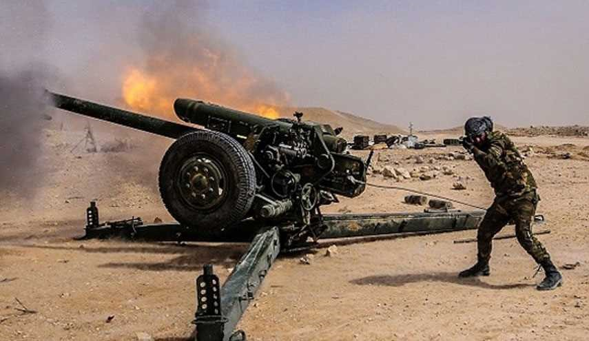 Syrian Army Troops Resume Attack on Terrorists in Southwestern Damascus