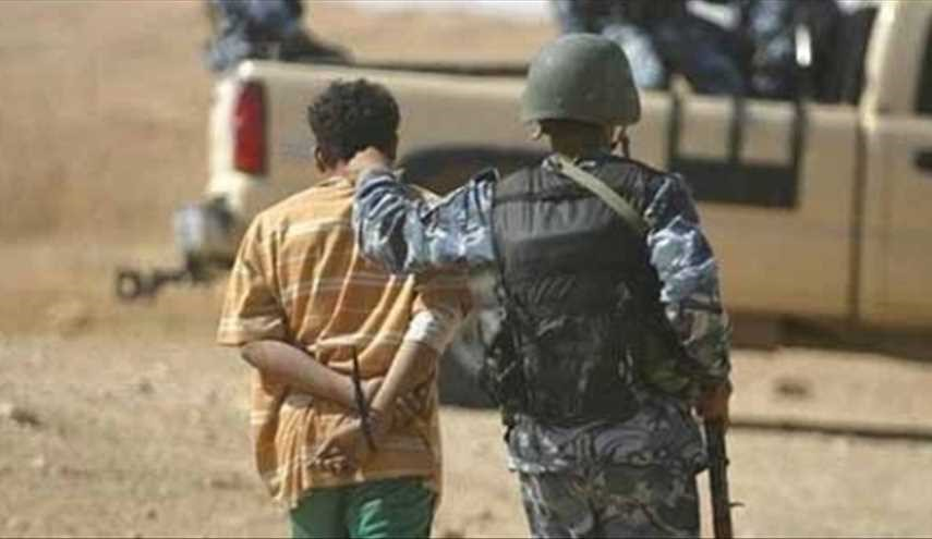 Iraqi Troops Arrest ISIS Militant Trying to Disguise as Volunteer Forces in Salahuddin Province