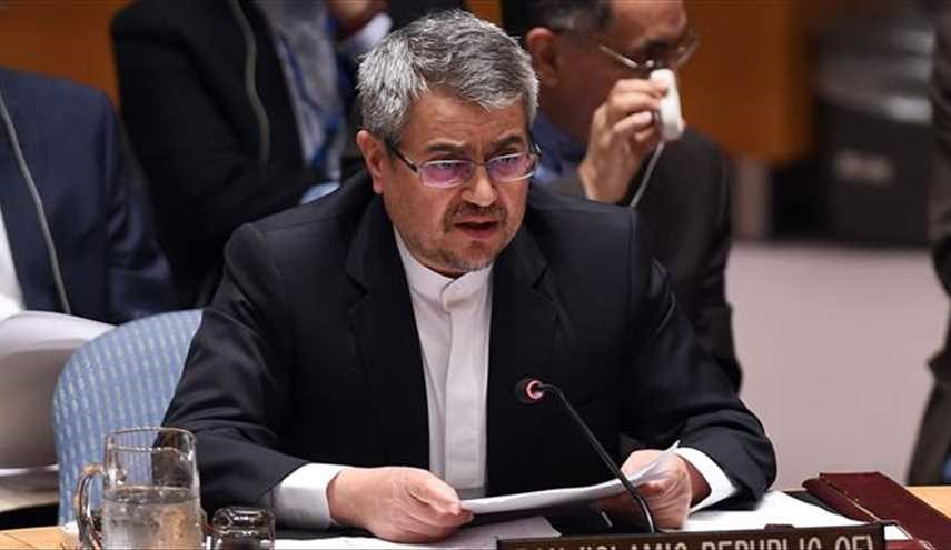 Iran Rejects Unfounded Claims by Arab Countries