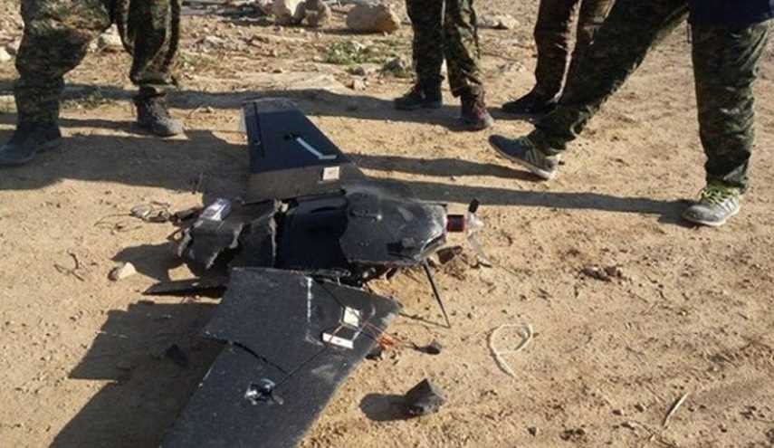 Two Drones of Terrorists Shot Down by Syrian Army in Dara'a