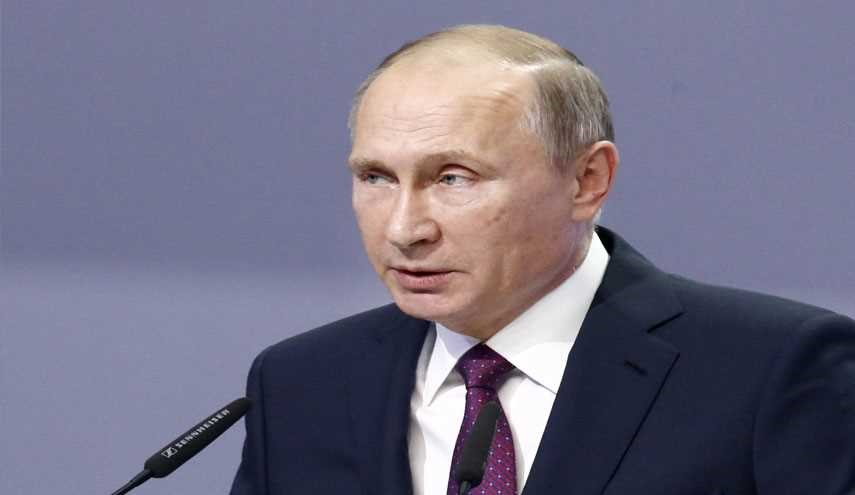 Russia Works on Developing New Weapons: Putin