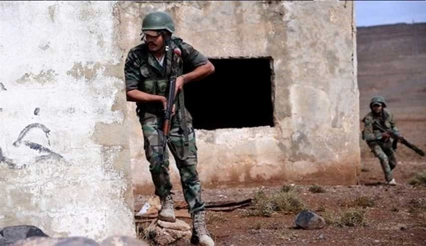 Tough Battle Underway between Syrian Army Forces, Terrorists in Southern Districts of Aleppo