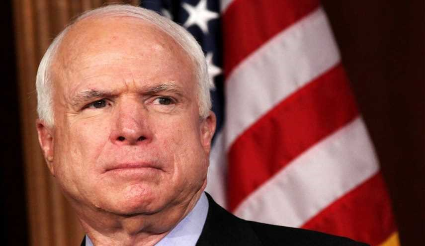 McCain: Russia Did Not Impact US Presidential Election