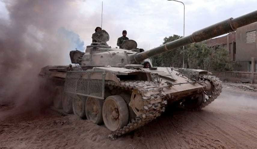 Syrian Army Troops Win Control over 75% of Key District Northeast of Aleppo
