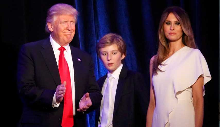 WHY Donald Trump's Wife Melania and Son Barron WILL NOT Move into White House with him?