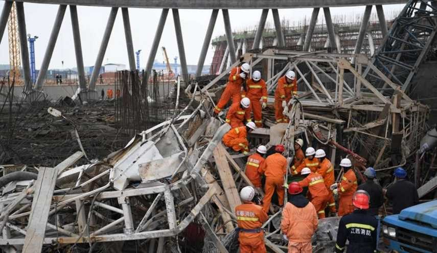 Over 40 Killed in Construction Accident at Power Plant in East China