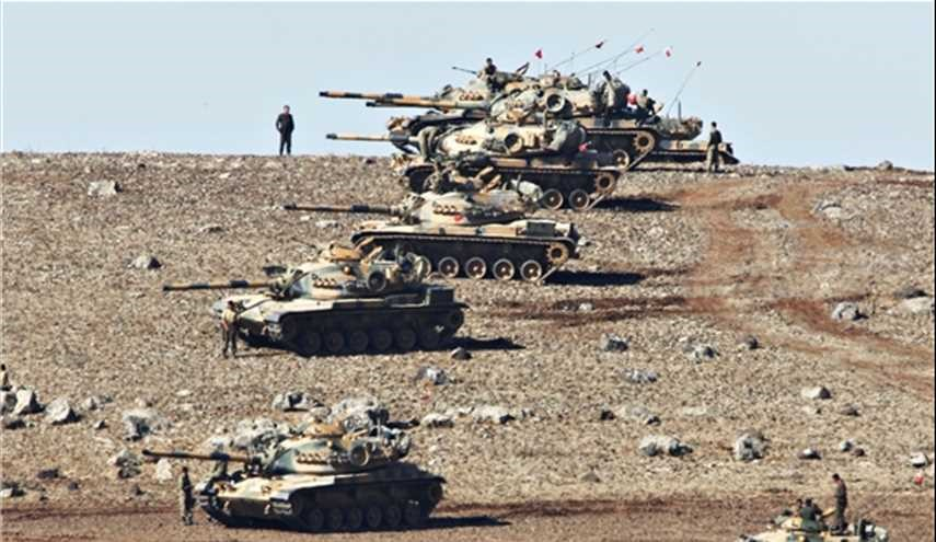 LATTAKIA: Turkish Army Launches Heavy Attacks on Syrian Forces
