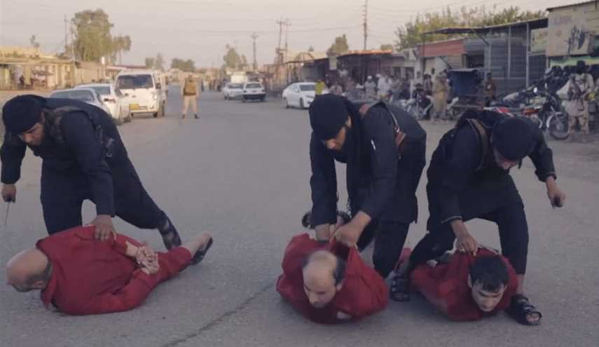 ISIS Beheads 15 Iraqi Soldiers in Mosul City
