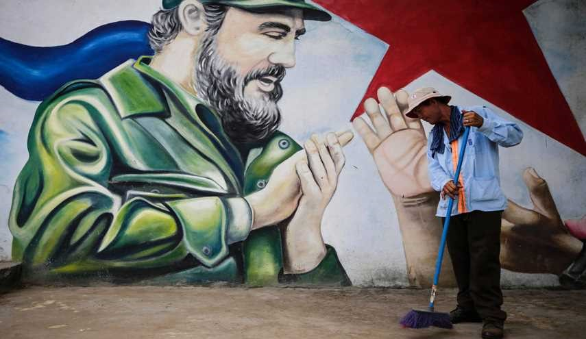 Cubans Mourn Country's Revolutionary Leader Fidel Castro, Ponder Life without Him