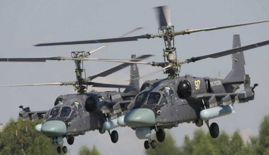 Egyptian Pilots Flying Russian Choppers in Syria : Report