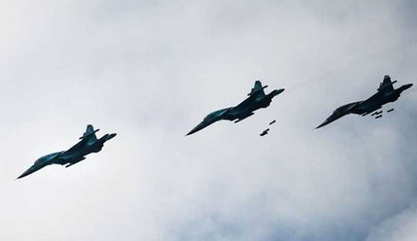 Over 30 ISIS Terrorists Killed in Russian Strikes East Syria