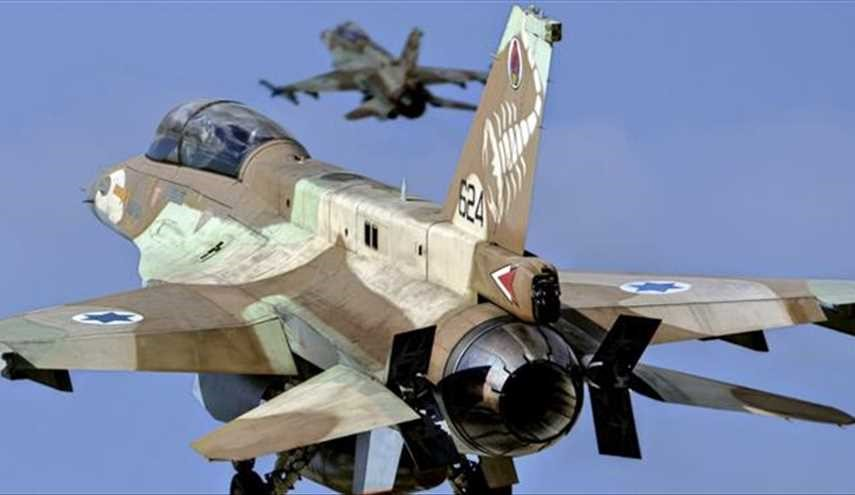 Israeli Jet Targets Town near Syria Capital Damascus By 4 Missiles
