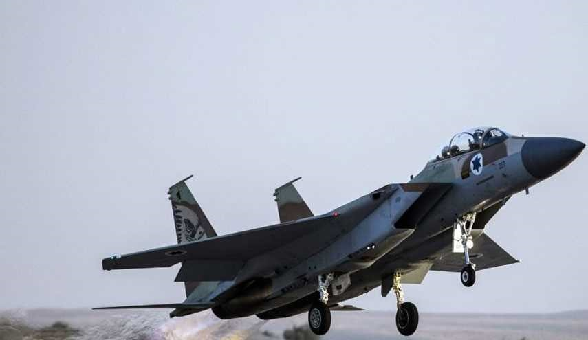 Israeli Media Says Army Jets Target Syrian and Hezbollah  Military Sites