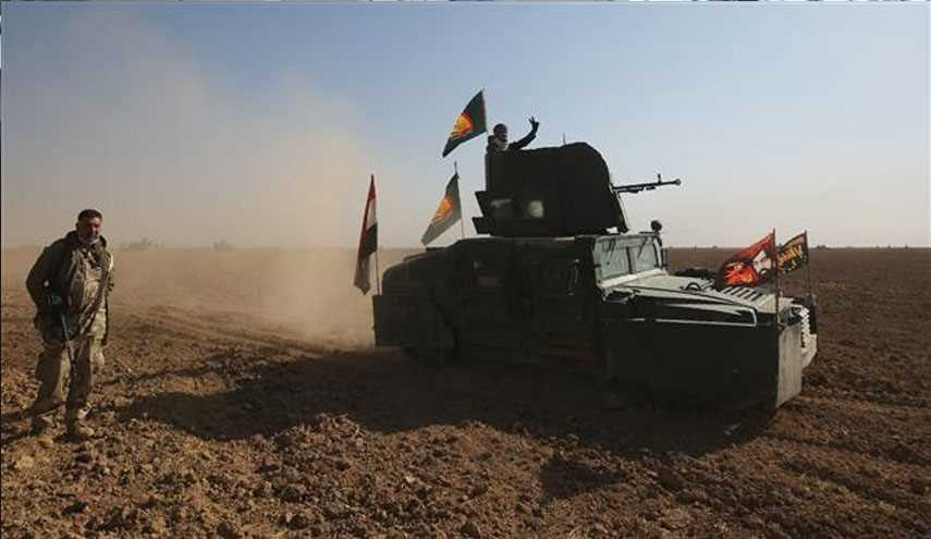 Hashd Al Shaabi Retakes 2 Villages Near Mosul