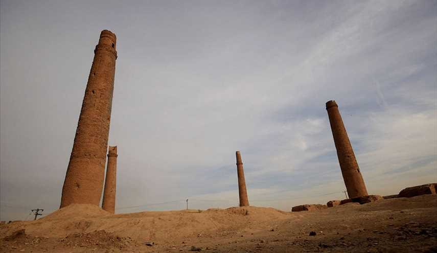 Historical Minarets of Herat