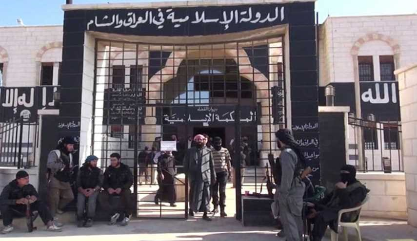 ISIS Top Judge, 7 Militants Killed by Gunmen in front of Sharia Court in Raqqa