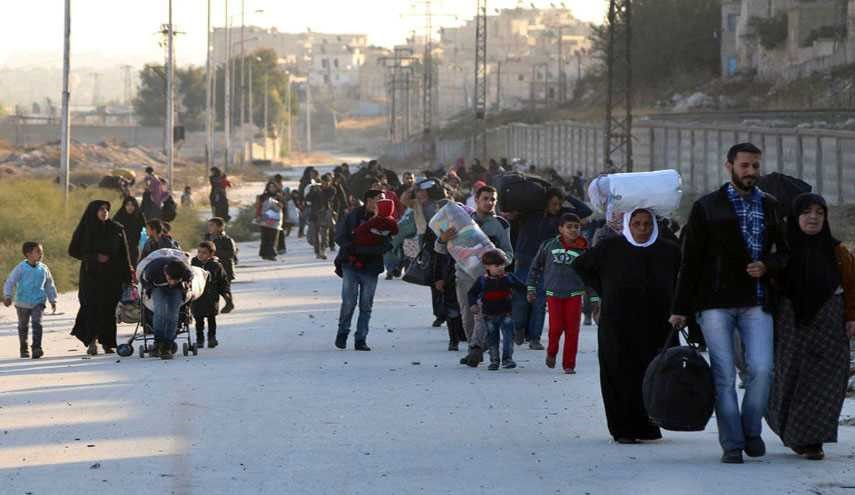 Syrian Civilians Begin to Return to Newly-Liberated Areas East of Aleppo