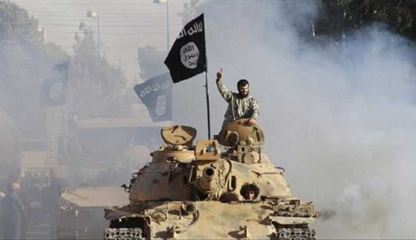 ISIS Transporting Heavy Weaponry from Iraq to Syria: Report