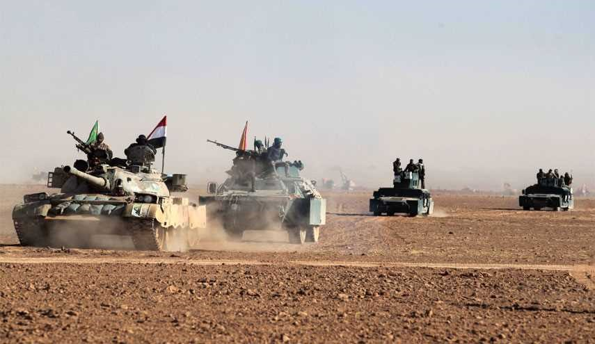 Iraqi Army Soldiers Liberate 4 Villages North of Daesh-Held Mosul
