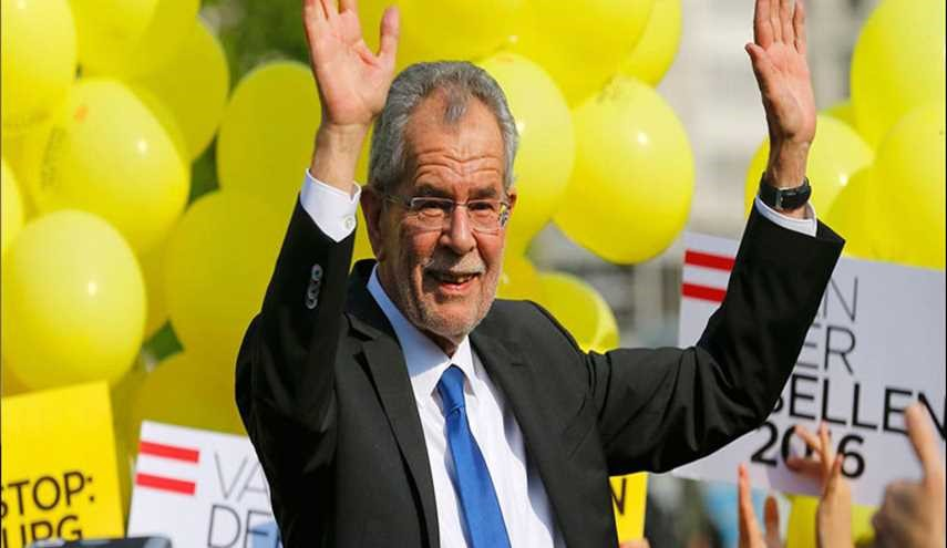 Van der Bellen Has Won Election as Austria's New President