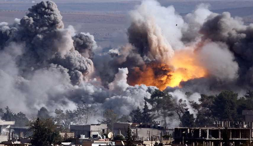 US Fighter Jets Strike Hospital Building, ISIS Operation Base in Mosul City