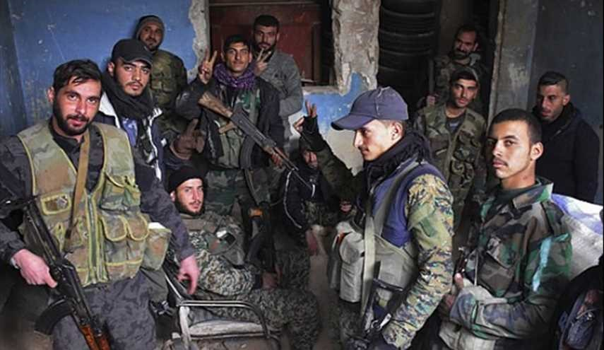 Syrian Pro-Government Forces Continue Anti-Terrorism Offensive