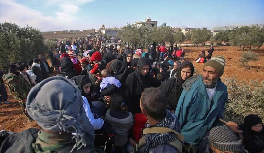 Near 11,000 Civilians Leave Aleppo in Past 24 Hours: Russian DM