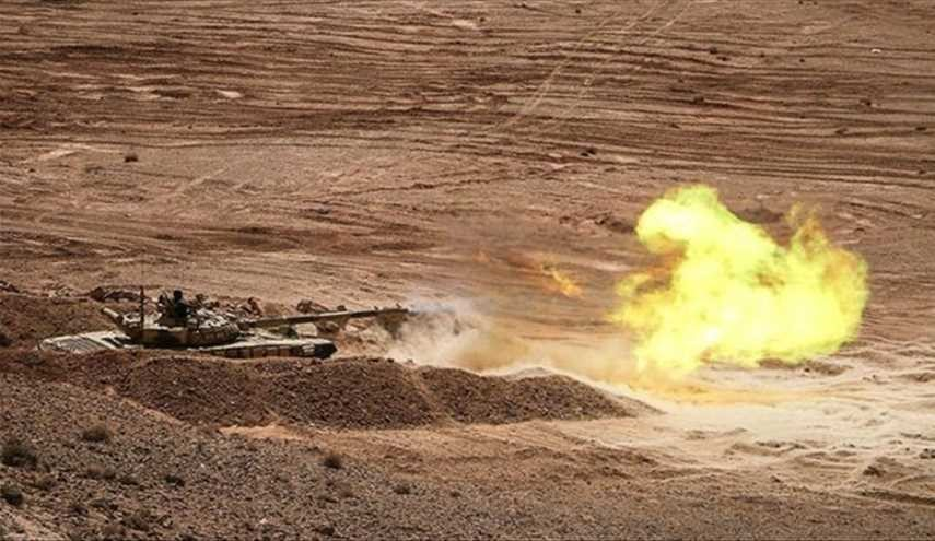 Iranian Army Holds Larg Scale Drill in Southeastern Regions
