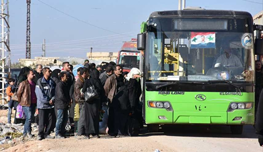 Over 2,000 Civilians Flee Eastern Aleppo Sunday Morning