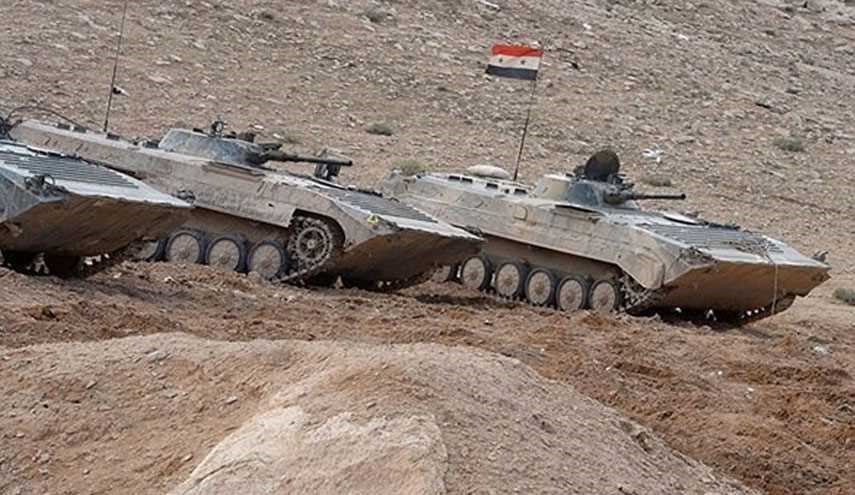 Syrian Army Units Complete Siege on Key Town in Dara'a Province