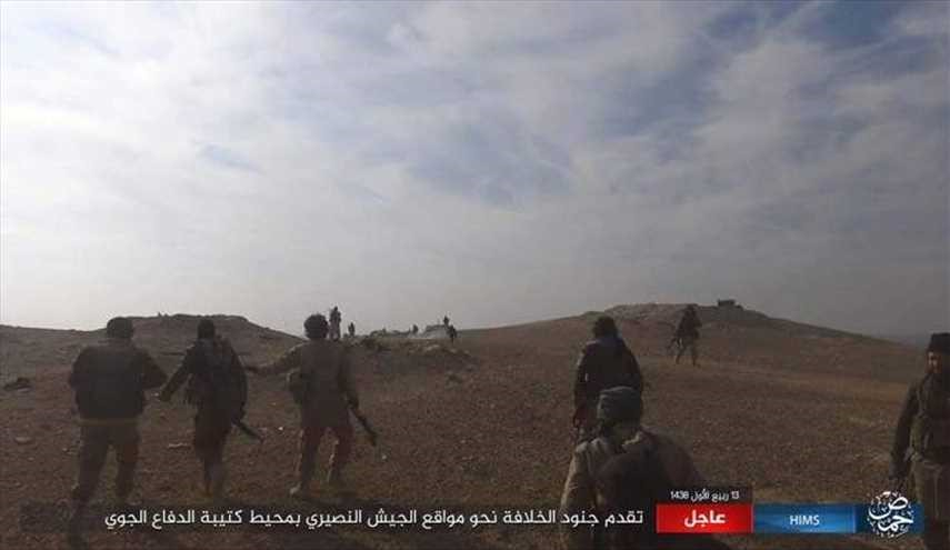 SAA Waiting for 3rd ISIS Attack on Palmyra Airport After Repelling 2 Others