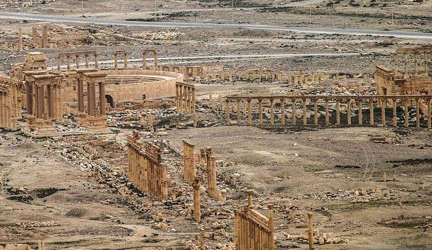 This Is How Daesh Militants Manage to 'Secretly' Crawl Up to Palmyra