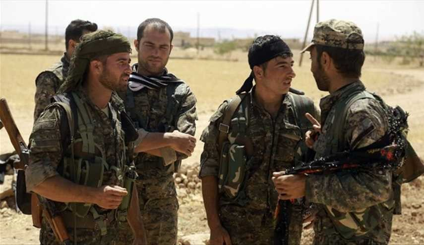 SDF Fighters Gain more Regions from ISIS Militants West of Syria's Raqqa