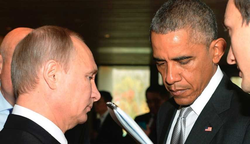 Obama: Washington Will Retaliate against Moscow over Election Meddling