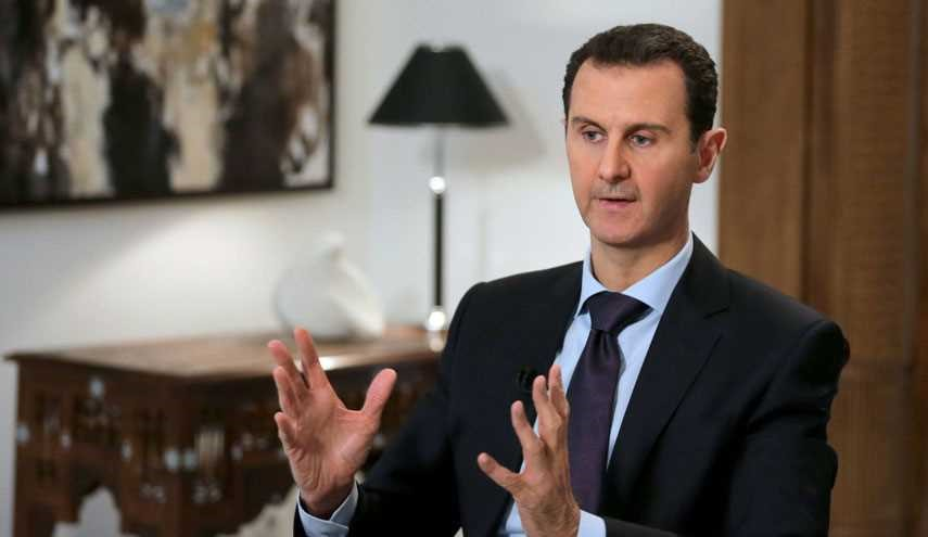 Le Figaro Polls Says at Least 58% Wants Assad in Power