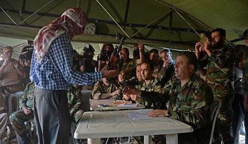 Militants in More Areas Endorse Peace Agreement with Syrian Gov't