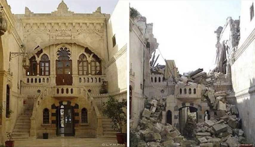 TRAGIC PHOTOS: Aleppo BEFORE, AFTER Militants' Invasion