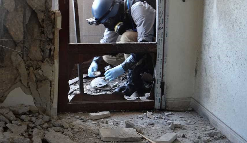 Damascus Gives OPCW Evidence of Terrorists' Gas Attack in Syrian City of Aleppo