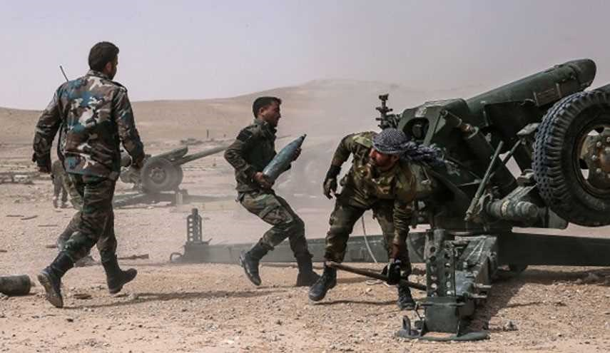 Syrian Army Kills Terrorists in Different Areas, Destroys Their Arms & equipment