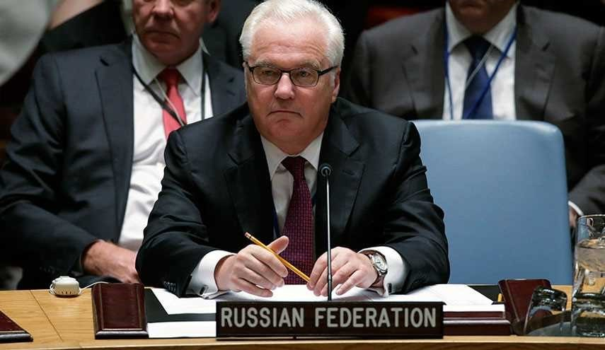 Russia Says Will not Back French-Proposed Resolution on Aleppo