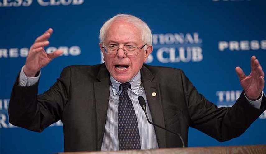Sanders Questions American Democracy: 'Change Electoral College'
