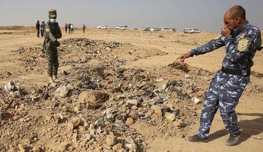 Iraqi Forces Discover another Mass Grave in Mosul