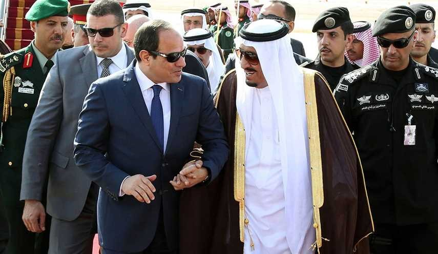 Saudi Arabia, Egypt Dark Ties to Exacerbate