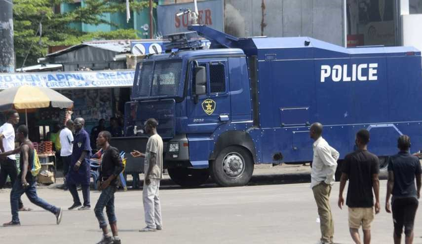 34 Protesters Killed by Police Forces in DR Congo: HRW